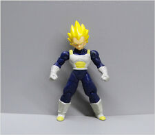 """Bandai Dragonball Z Ultimate Collection DBZ  SS VEGETA  ACTION FIGURE 4"""" MD4"""