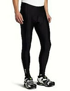 Canari Cyclewear Men's Veloce Pro Cycle Tights, Black, Size S - 0G_77