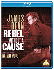 Rebel Without a Cause Blu-ray 2015 DVD Region 2