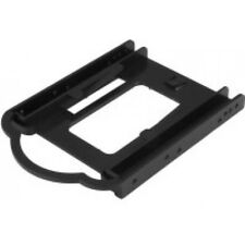 StarTech 2.5inch SSD/HDD Mounting Bracket for 3.5inch Drive Bay Tool-less Ins...