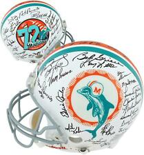 1972 Miami Dolphins 40th Anniversary Edition Signed Pro-Line Riddell Helmet