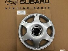 Genuine 1996-2001 Subaru Impreza Outback 15 Inch Hub Cap Wheel Cover OEM NEW