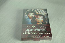 Factory Sealed The X-Files Topps Master Vision Premiere Edition Collector Cards