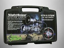 NightSnipe NS750 Extreme Dimmable IR (Infrared) Illuminator Hunting Light Kit