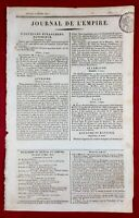 Corfou 1810 Grèce Îles Ioniennes Descroches de Saintes Croix Haydn Empire Marine