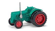 Busch Mehlhose 211005800 Tt 1:120 Tracteur Famulus, Pneus Jumelés, Vert Nouveau