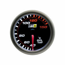 RAID HP 660242 Zusatzinstrument Öltemperaturanzeige Night Flight