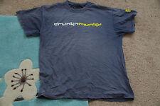 VINTAGE 1990 S DRUNKNMUNKY T-shirt taglia L.