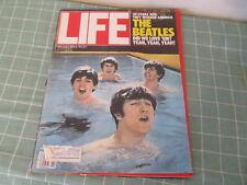 Life magazine February 1984 COMPLETE BEATLES