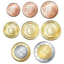 Malta UNC set 2012 - 1 cent t/m 2 euro - coin mintset MS UNC