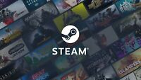 OLD STEAM ACCOUNT 5.6 YEARS OLD - THE ACCOUNT IS WITH GAMEs - Fast Delivery