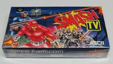 Smash T.V. Super Smash T. V. Super Smash TV Super Famicom Japan * VGC ? *