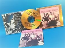24K Gold CD Jefferson Airplane : Surrealistic pillow 24karat gold