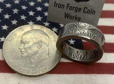 Eisenhower Dollar US Coin Ring $1 One sealed 1971 1972 1974 1976 1977 1978 IKE
