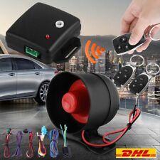 Profi Auto Alarmanlage Keyless Entry mit 2 Fernbedienung Lock Unlock Universal