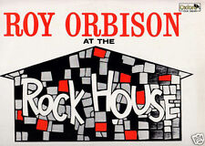 """""""Roy Orbison at The Rock House"""" First LP Reissued Oxford OX/3246 Year 1981 NM/NM"""
