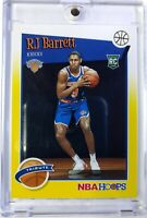 2019-20 Panini NBA Hoops Tribute Yellow RJ Barrett Rookie RC #298, Knicks