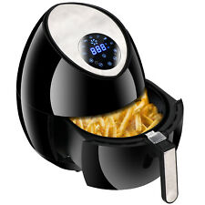 Oil less Screen Touch Digital Deep Air Fryer Kitchen Home Healthy Appliance