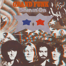 Grand Funk - Shinin' On - CD Remaster + Bonus Tracks NEW
