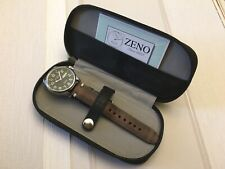 Zeno Pilot Basic Automatic Day-Date (ETA 2836-2) Full-Set