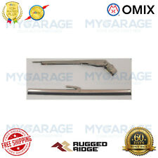 Omix-ADA For 41-68 Willys / Jeep Windshield Wiper Kit Arm/Blade - 19102.01