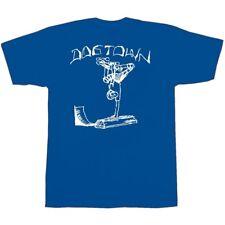 Dogtown Mark Gonzales Gonz Art Skateboard T Shirt Royal Blue Xl