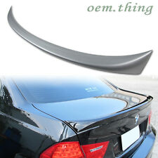 """""""IN STOCK LA PAINTED BMW E90 4dr OE ABS REAR TRUNK SPOILER 323i 335d #354"""