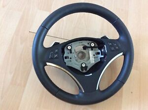 2010 BMW 3 SERIES E93  STEERING WHEEL WITH FLAPPY PADDLE