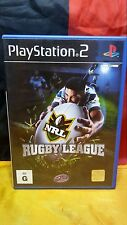 Rugby League - Sony PS2 PAL - Includes Manual