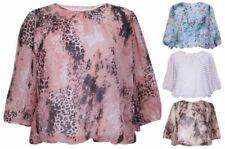Polyester Boho Tops for Women