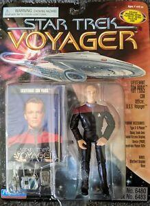 Star Trek Voyager Tom Paris Playmates action figure MOC