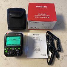Yongnuo YN-E3-RT Wireless Speedlite Transmitter / Trigger for Canon