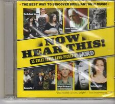 (FP553) Now Hear This!, Issue 45 - sealed The Word CD