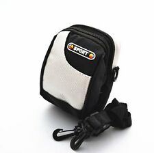 Sliver/Blk Camera Case For Nikon S7000 SONY HX60 WX350 PANASONIC Lumix DMC-TZ70
