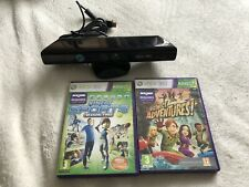 Xbox 360 Kinect Sensor Bundle With Games - Fully Working - Free Delivery!