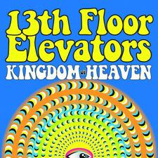 13th Floor Elevators - Kingdom Of Heaven CD - SEALED NEW Psych Rock Album