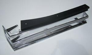 1984-1987 Buick Regal Chrome Tail Light Bezel. L.H. New. Oem #16501881