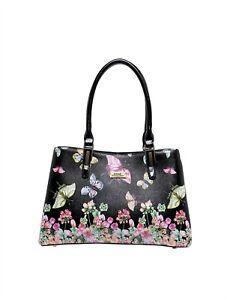 Serenade Alisa Genuine Leather Women's Handbag