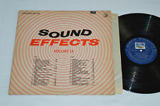 SOUND EFFECTS IN STEREO Volume 14 LP 1972 Audio Fidelity DFS-7053 G+/G+