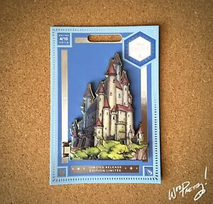 """2020 Disney Limited Release Snow White Castle Collection Jumbo 4"""" Pin NWT"""