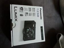 PANASONIC Lumix DMC-TZ58 Digitalkamera, 16 Megapixel, 20x opt. Zoom, Hochempfind