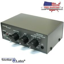 Phono Preamp for Turntable, Pre Amp with USB Digital Recording Pre Amplifiers