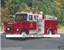 MINE HILL FIRE DEPARTMENT ENGINE 123 1989 MACK CS/4 GUYS 1000/500 PUMPER ~ L@@K