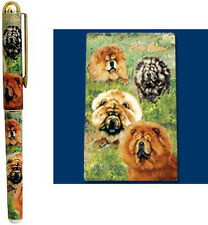 Chow Dog Roller Ball Pen Designed by Ruth Maystead (CHO-IP)