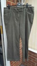 Marks and Spencer Mid Other Casual Cotton Blend Women's Trousers