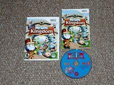 MySims Kingdom Nintendo Wii Complete My Sims Fantasy World Building