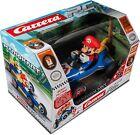 Nintendo Carrera RC: Mario Kart Mach 8 - Mario (2.4 GHz, Radio Remote Car) NEW