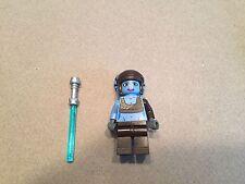 LEGO Star Wars Aayla Secura minifig 8098 Clone Turbo Tank minifigure