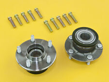 Front Wheel Non-ABS 5-Lug Conversion Hub W/ Extended Studs For Silvia 95-98 S14