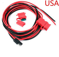POWER CABLE HKN4137 FOR MOTOROLA MOBILE RADIO M1225,M10,M100,M120,M130,M200,M206